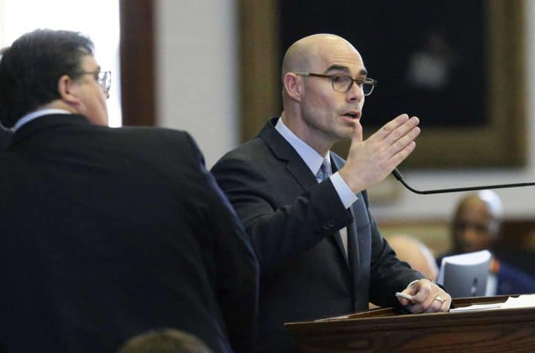Bonnen claims House Speaker post with strong leadership, and sharp elbows