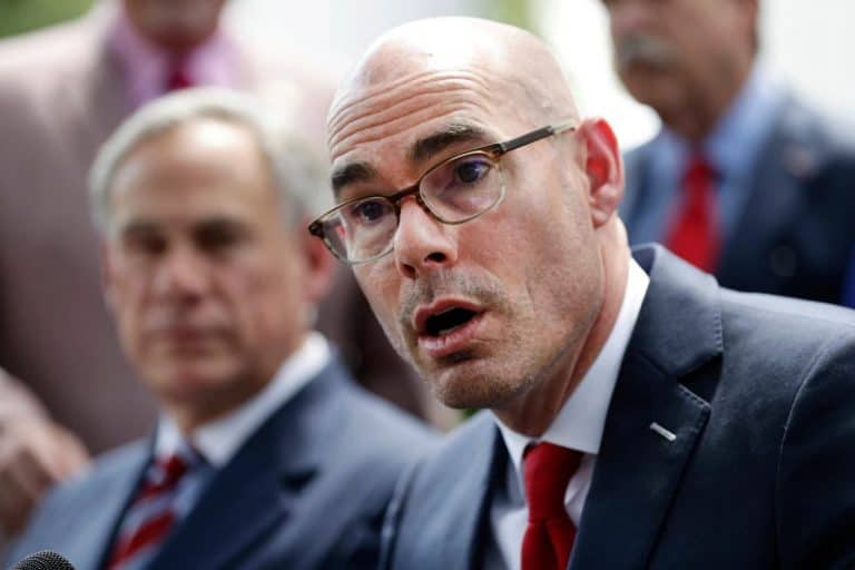 """Speaker Bonnen """"infuriated"""" with those who refuse to wear masks, says the expression of freedom could """"kill"""" thriving economy"""