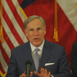 Gov. Greg Abbott and Speaker Dennis Bonnen