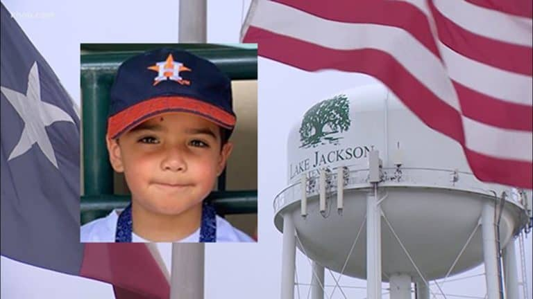 'It just rips your heart': Gov. Abbott vows to get to the bottom of water issues that killed 6-year-old Josiah McIntyre