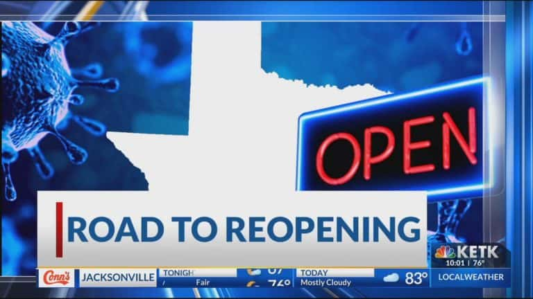 Abbott, Bonnen defend Texas reopening plan, expect next step to be revealed Monday