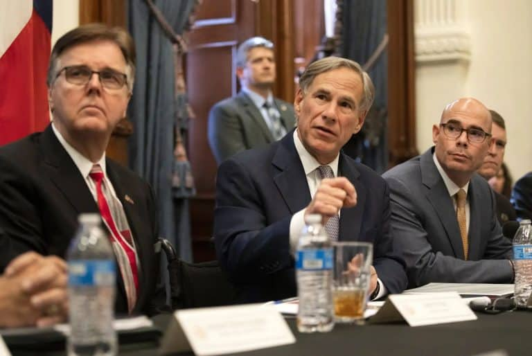 Analysis: In spite of it all, a Texas government that's running full-steam ahead