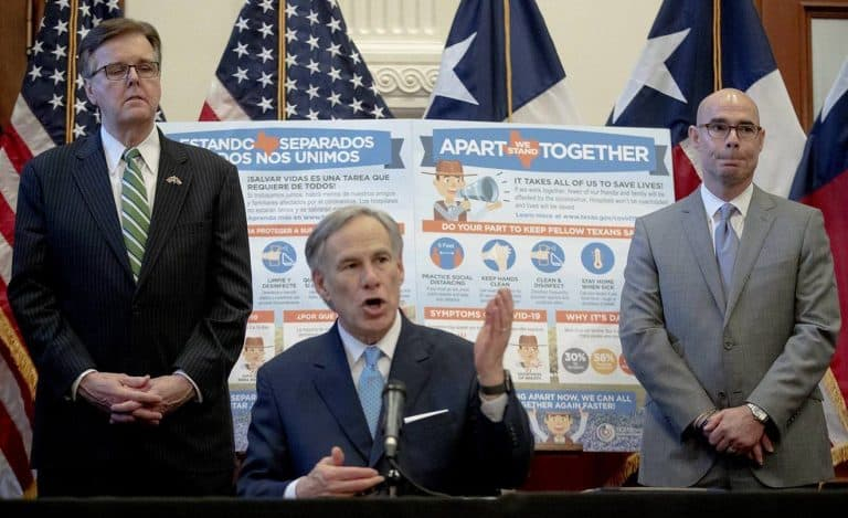 Coronavirus in Texas: Gov. Greg Abbott and counties square off over relief money