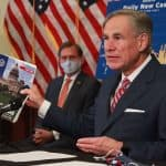 Gov. Abbott warns COVID-19 is 'spreading at an unacceptable rate' in Texas