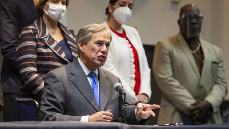 Texas Gov. Greg Abbott rolls out more proposals to back police officers