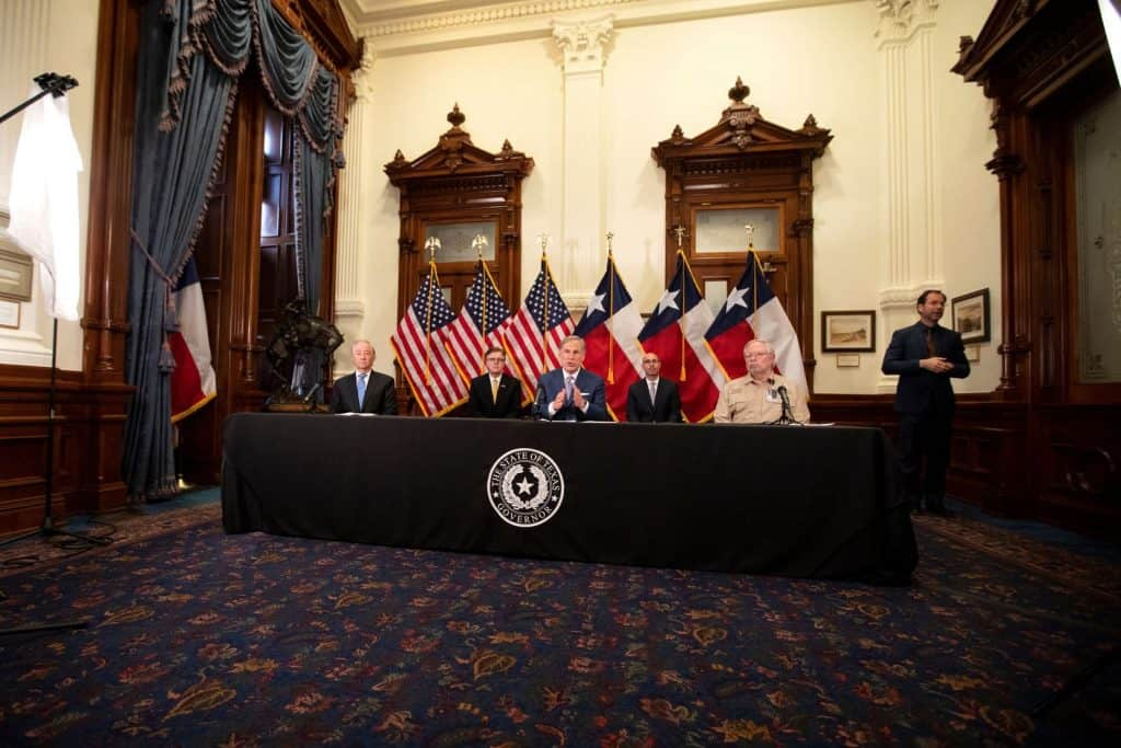 Texas Gov. Greg Abbott says schools to remain closed for rest of academic year but eases some coronavirus restrictions 1