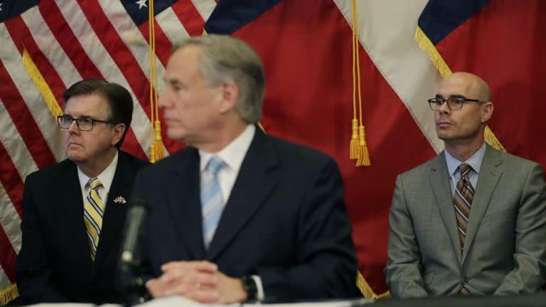 Texas House speaker calls Home Depot's, Lowe's and Walmart's coronavirus responses 'disgusting'