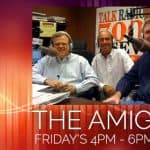 The Amigos: KSEV Radio