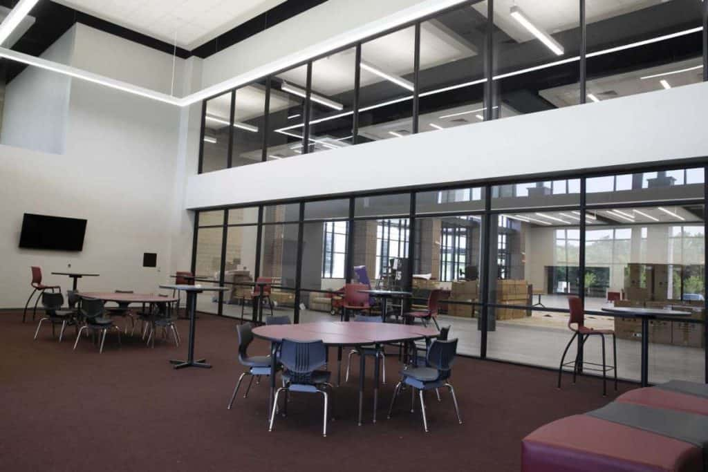 Conroe ISD Stockton Jr. High School