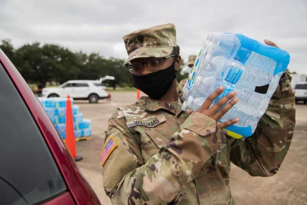 Lake Jackson residents adjust as process of purging water containing brain-eating amoeba begins 8
