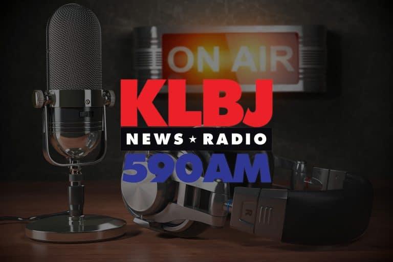 KLBJ News Radio Dennis Bonnen Recording