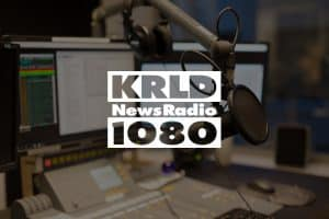 KRLD News Radio 1080 Dennis Bonnen Recording