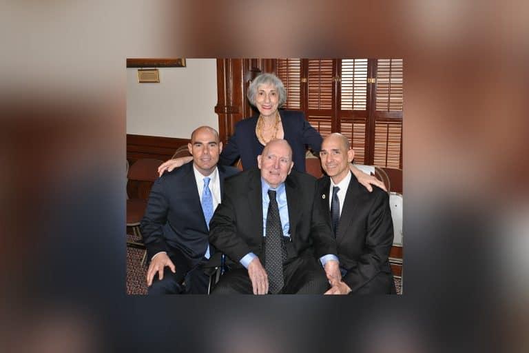 Speaker Bonnen Family