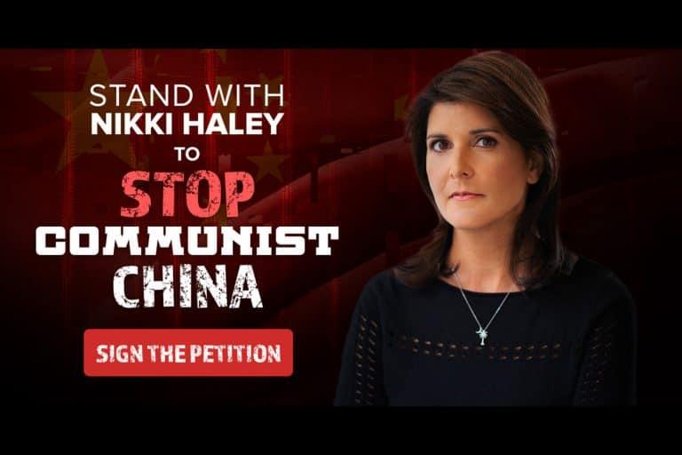 Stop Communist China